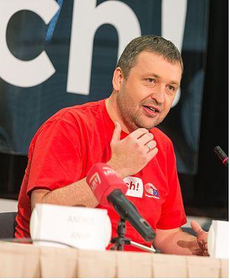 Antanas Guoga - Image: Antanas G