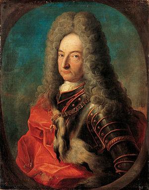 Anton Florian, Prince of Liechtenstein - Image: Anton Florian v Liechtenstein