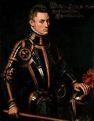 Antonis Mor: Portrait of Willem I van Nassau