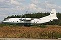Antonov An-12BP Cub RA-11652 (8561149575).jpg