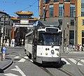 Antwerpen - Antwerpse tram, 23 juli 2019 (226, Koningin Astridplein).JPG