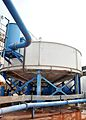 Aquacycle thickener tank and de-aeration chamber (6325636606).jpg