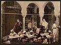 Arab school of embroidery, Algiers, Algeria-LCCN2001697839.jpg