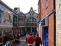 Arcade Entrance - Norwich - geograph.org.uk - 780629.jpg