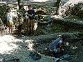 Archaeological Dig at Site of Former Grand Synagogue - Vilnius - Lithuania (27843968256) (2).jpg