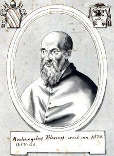 Archangelo de Bianchi Italian cardinal