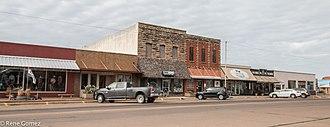 Archer City, Texas - Downtown Archer City, Texas