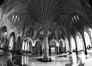 Centre Block - Confederation Hall