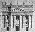 Architetto ignoto disegno facciata San Nicolò l'Arena Catania.jpg