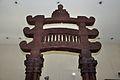Architraves - East Gateway - 2nd Century BCE - Red Sand Stone - Bharhut Stupa - Madhya Pradesh - Indian Museum - Kolkata 2012-11-16 1842.JPG