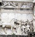 Arco trionfale del Castel Nuovo, 09 trionfo di alfonso 2.jpg