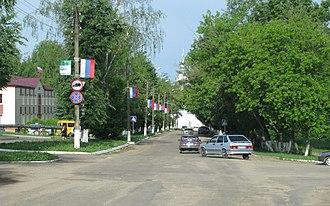 Ardatovsky District, Nizhny Novgorod Oblast - Town of Adatov, in Ardatovsky District