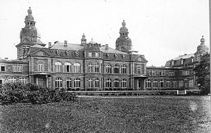 Château royal d'Ardenne - Ardenne Castle in 1898