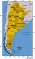 Argentina - Map - Provinces with names He.png
