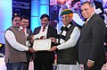 Arjun Ram Meghwal at the 61st Annual Day of National Projects Construction Corporation Ltd. (NPCC), A PSU under the Ministry of WR, RD & GR, in New Delhi (2).jpg