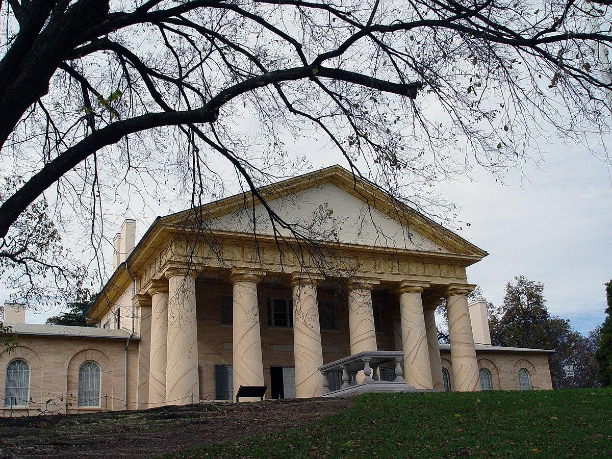 arlington house, the robert e. lee memorial - wikipedia