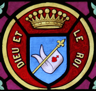 Jacques Cathelineau - Arms of the Cathelineau family