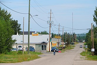 Armstrong, Thunder Bay District, Ontario - Image: Armstrong ON