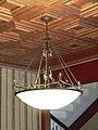 Arrow Hotel interior lamp.JPG