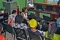 Art+Feminism Editathon 2019 held by Wikimedia Nigeria Foundation with CEEHOPE in Nigeria in the month of March 2019 09.jpg
