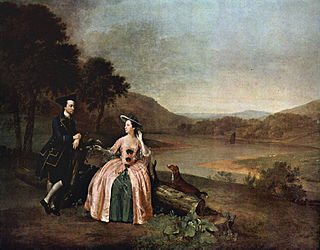 Conversation piece painting genre