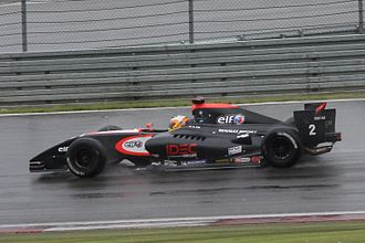 Arthur Pic - Arthur Pic at the 2011 Nürburgring World series by Renault round