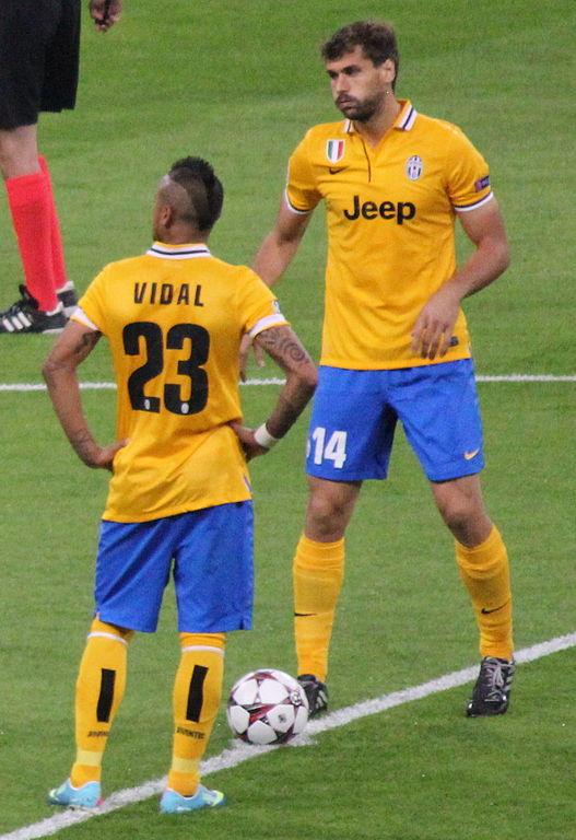 Image Result For Arturo Vidal