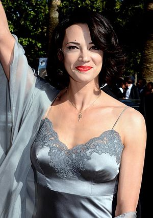 Asia Argento - Argento at the 2013 Cannes Film Festival