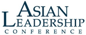 Asian Leadership Conference - Image: Asian Leadership Conference Logo