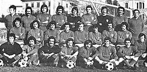 1974–75 Serie B - 1974–75 Perugia team