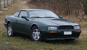 Aston Martin Virage Wikivisually