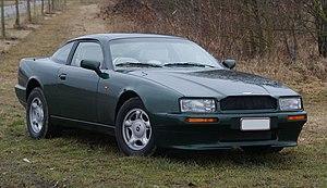 Aston Martin Virage - Image: Aston Martin Virage