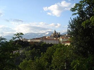 Atina, Lazio - Image: Atina Cattedrale
