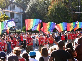Annual LGBT event in Atlanta