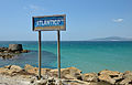 Atlantico sign at Punta de Tarifa.jpg