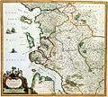Atlas Van der Hagen-KW1049B12 037-XAINTONGE avec LE PAYS DAVLNIS, LE BROVAGEAIS, TERRE DARVERT, &c..jpeg