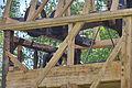 Aufbau der restaurierten Alten Mühle im Hermann-Löns-Park (Hannover) IMG 9310.jpg