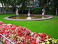 August 2012 Pelikanbrunnen Mannheim.JPG