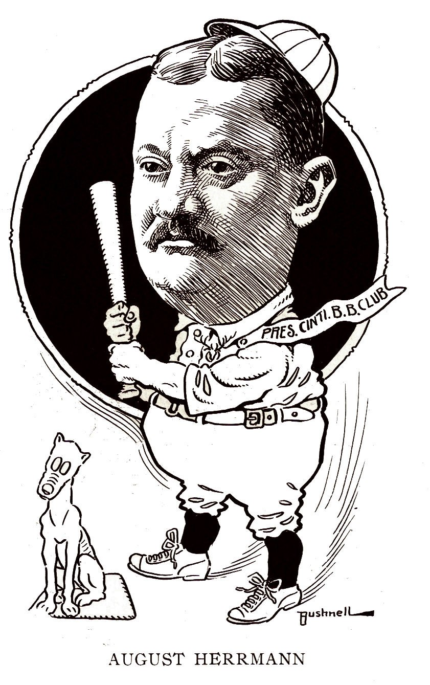 August Herrmann