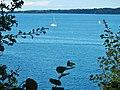 Aussicht vom Naturschutzgebiet Dummersdorfer Ufer auf die Trave - panoramio.jpg