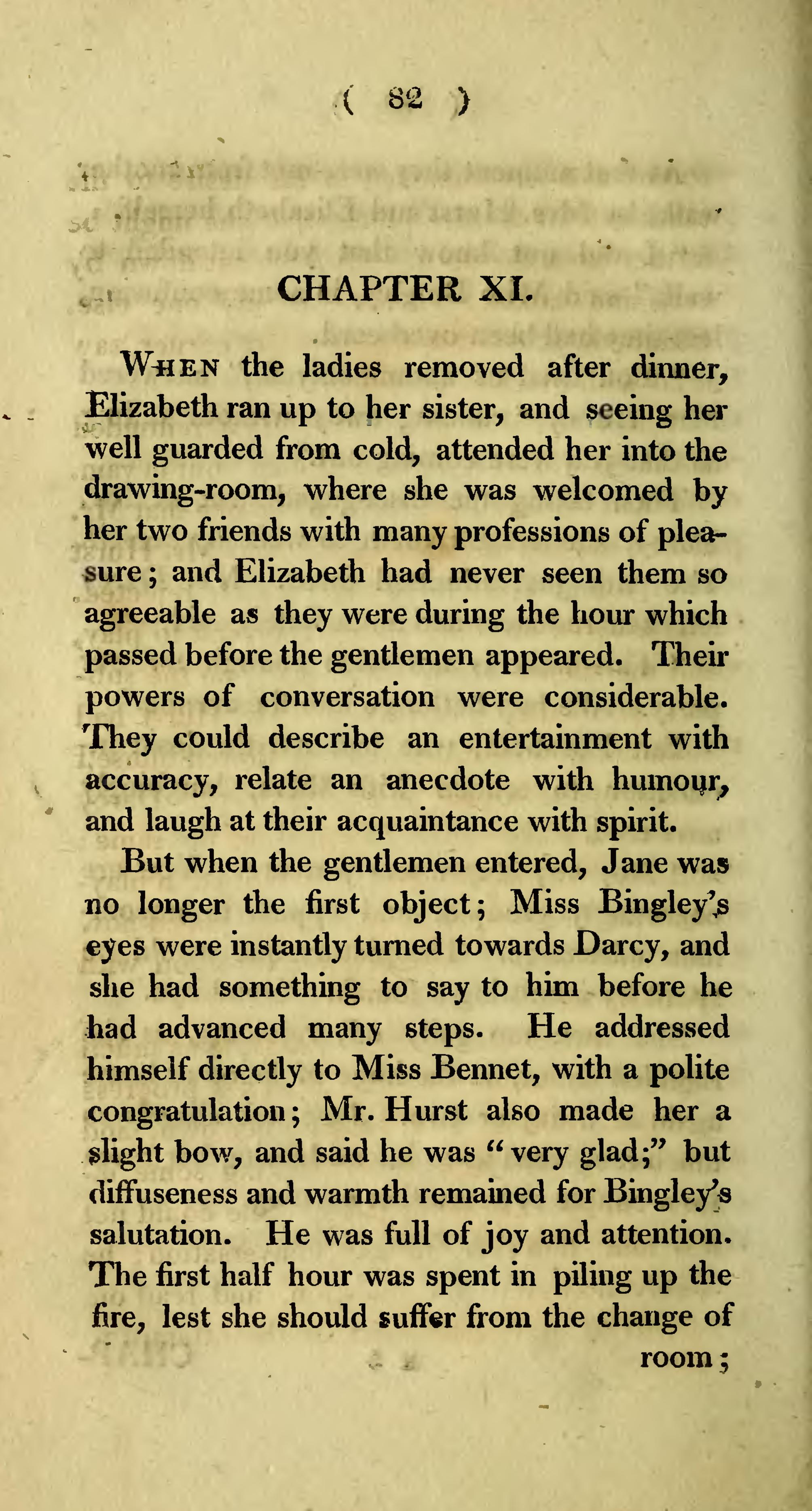 Pride And Prejudice Book Pages 85167 | PCMODE