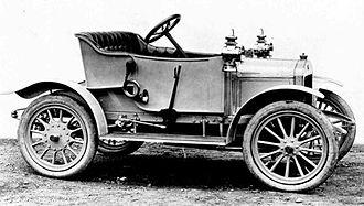 Austin 7 hp - 1909 open 2-seater