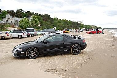 Auto parking - majori beach - panoramio