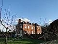 Aylsham Hall through the espaliers (geograph 2270242).jpg
