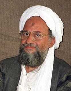 Ayman al-Zawahiri Egyptian physician, Islamic theologian and leader of al-Qaeda