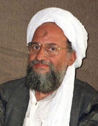 Ayman al-Zawahiri - Ayman al-Zawahiri, November 2001