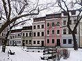 Bürgerhäuser hinter der Nikolaikirche 1.jpg