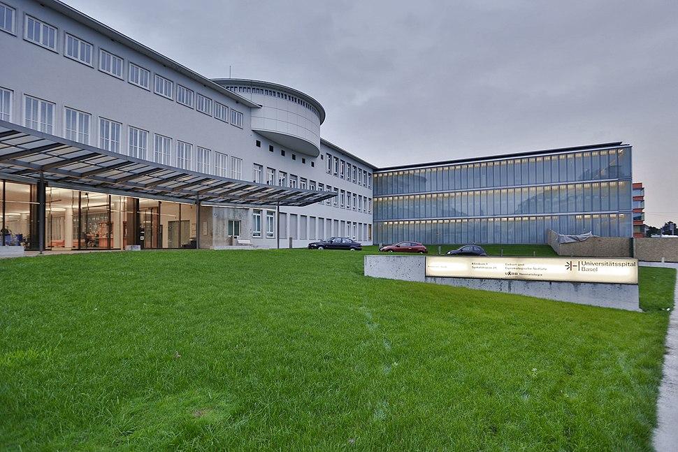 Bürgerspital, Basel