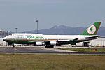 B-16408 - EVA Airways - Boeing 747-45E(M) - TAO (17762729844).jpg