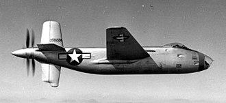 Douglas XB-42 Mixmaster - XB-42